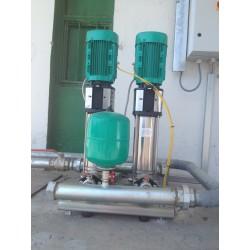 Sistem hidranti interiori