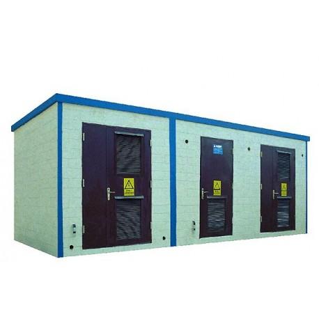 Posturi de transformare compacte prefabricate